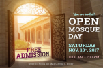 Wheaton Mosque Conducting Open House to Promote Peace